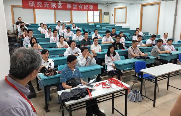 我院顺利组织2017年湖北省住院医师(口腔专业)规培结业考核工作